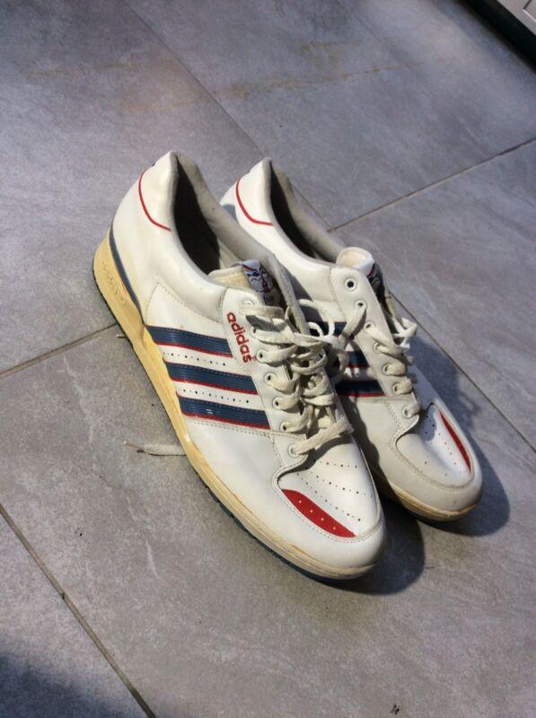 Deadstock Vintage Adidas Ivan Lendl Tennis Shoes Sneakers Men's Size 13 NOS