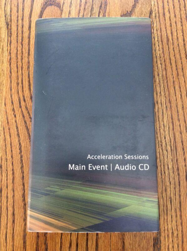Rich Schefren Strategic Profits Business Acceleration Program Main Event 14 CDs