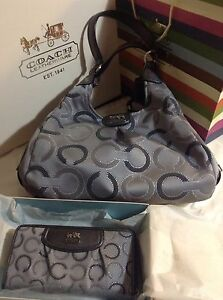 COACH Purse and Wallet Bundle For $175 OBO
