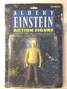Albert Einstein Action Figure 5.5