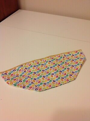 Easter Jelly Beans Large Berry Basket Liner and Longaberger Recipe Card