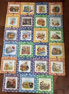 Set of 23 hardcover Winnie The Pooh Story Books