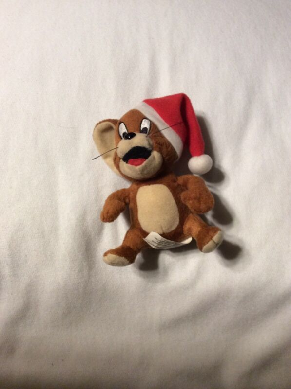 """Tom and Jerry Jerry Mouse Plush Toy Doll Turner Entertainment Co 4"""""""