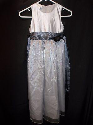 GOTHIC BRIDESMAID DRESS HALLOWEEN costume CHILD Size MEDIUM