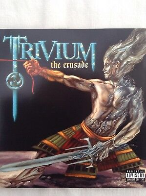 Trivium  The Crusade 2006 Cd Inc  Anthem The Rising Detonation    Us Heavy Metal