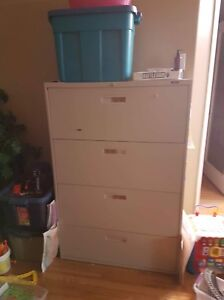 Large File Cabinet For Sale