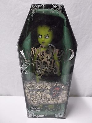 LIVING DEAD DOLLS 7 Deadly Sins Series ENVY Mezco *NEW SEALED* Horror Film ()