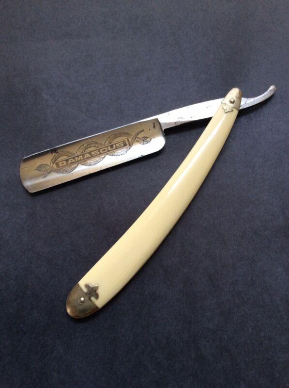 Vintage Geneva Cutlery Straight Razor