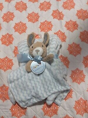 Baby Blanket Warm and Toy NWT -