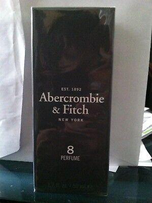 Abercrombie & Fitch 8 Perfume for Women 1ml Samples free shipping 100% Authentic for sale  New York