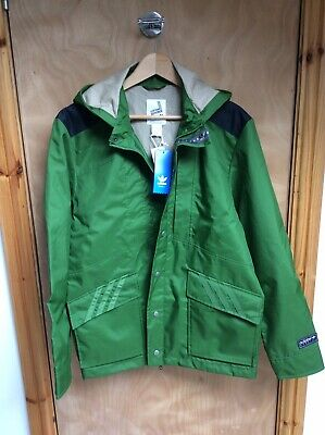 Adidas ARDWICK SPZL SPEZIAL Jacket Craft Green BNWT S (LG Dublin Berlin Small)