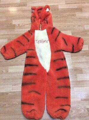 Tigger Costume Child (DISNEY STORE CHILD INFANT TODDLER TIGGER PLUSH HALLOWEEN COSTUME 4 -)