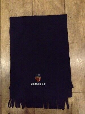 BNWOT VALENCIA FC FOOTBALL CLUB SCARF | 100% Genuine | RRP £45 | 80's CASUALS for sale  Liverpool
