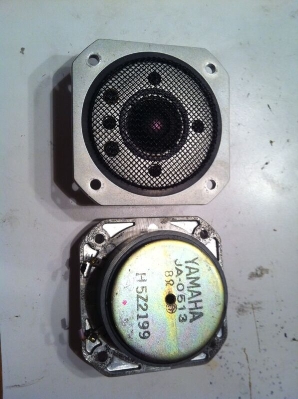 Yamaha NS-1000M Tweeter Repair service - You Must Send In Your Driver For Repair