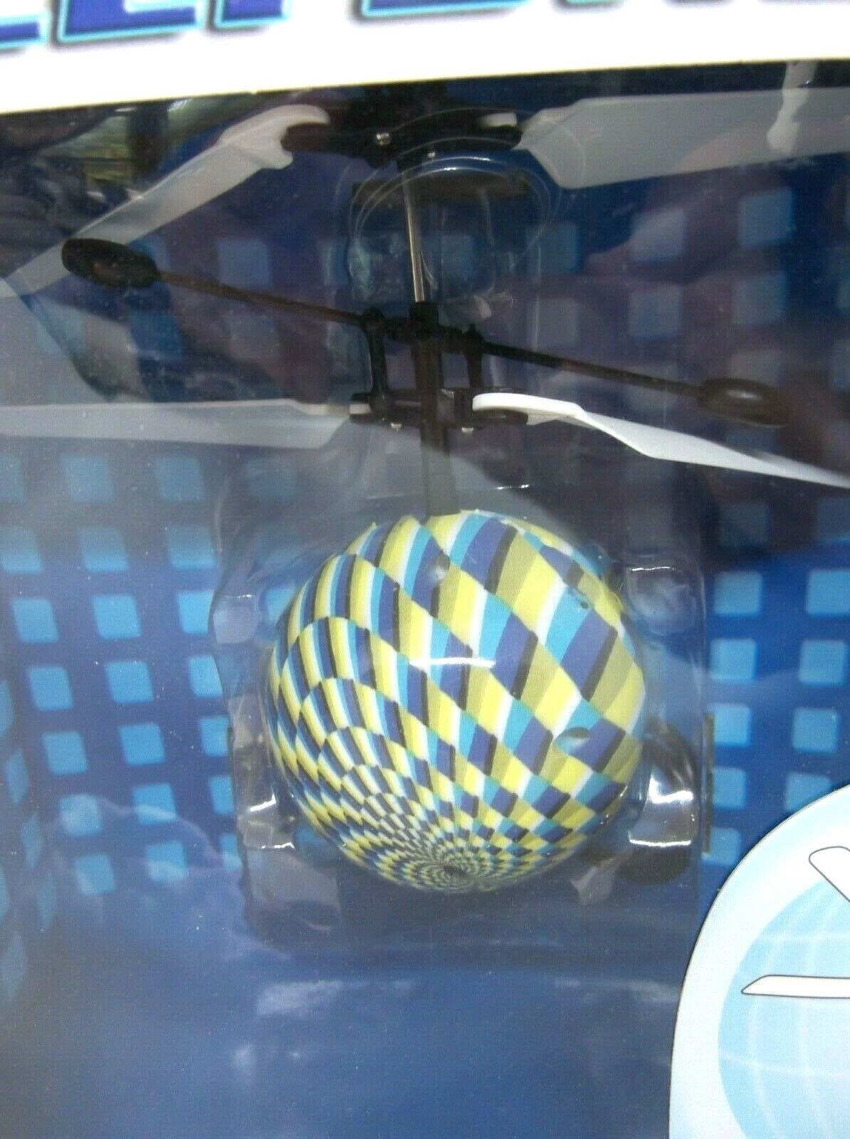 Heli Ball Powerful Levitating Sphere Charge Using USB Indoor Use Ages 10  - $10.50