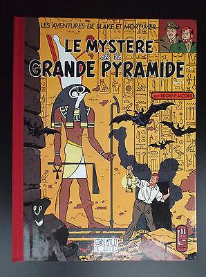 Le mystère de la grande pyramide 1 1991 TTBE  Blake et Mortimer Jacobs