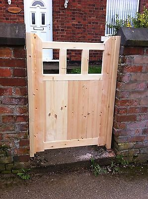 Garden Gate Made Any Size Between  3ft   High And 3ft  Wide