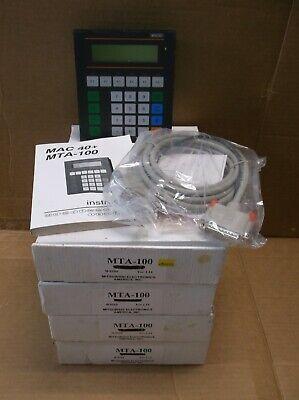 Mta-100 Mitsubishi Beijer New In Box Hmi Operator Interface Keypad Mta100