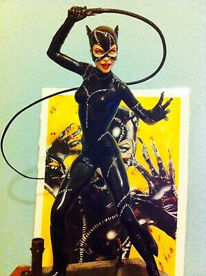 Tweeterhead Batman Returns Catwoman Maquette EXCLUSIVE! With TWO - Catwoman Batman