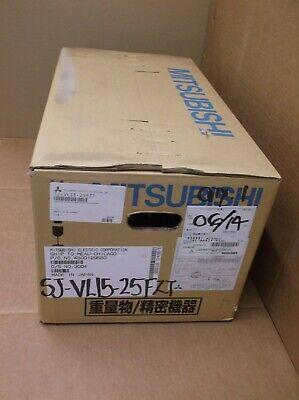 Sj-vl15-25fzt Mitsubishi Cnc New In Box 3700w Spindle Servo Motor Sjvl1525fzt