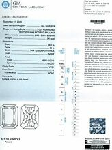 1.04 carat Radiant Diamond D colour, VVS1 clarity, GIA cert Bronte Eastern Suburbs Preview