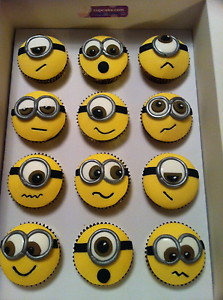 Cupcakes and cupcake toppers Tapping Wanneroo Area Preview