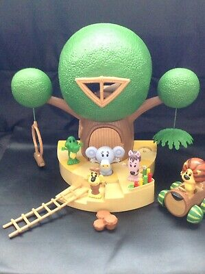 Raa raa The Noisy Lion, Tree house with sounds, cubby buggy figures for sale  Shipping to Ireland