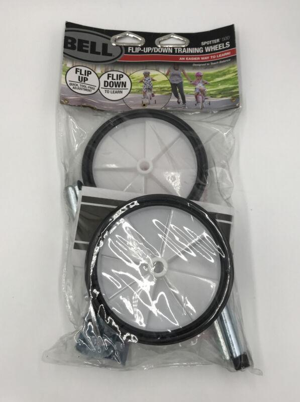 """Bell Spotter 500 Flip Up Training Wheels Fit 12 to 20"""" Bike Wheels"""