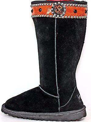 Gypsy Soule Womens Winter Fashion Boots sz 8 OSU Oklahoma State University