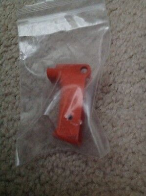 Paslode 501048 Bump Fire Trigger Contact Trigger Orange For F350s Framing Nailer