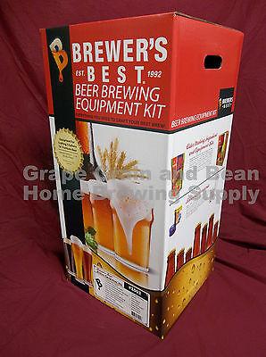 Brewers BEAST Home Brewing Equipment Kit, Beer Making Equipment Kit