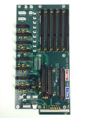 Alcon 203-1013-001 System Backplane Board For Legacy 20000 Phacoemulsifier