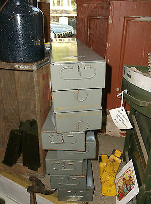 1940s Vintage Mosler Safety Deposit Box