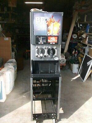 Frozen Beverage Dispenser Fbd 352 Icee Slushy Slurpee 2 Barrel Machine