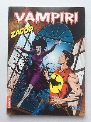 Zagor 296: VAMPIRI (Ludens, Dezember 2019), Tex Willer, Blek etc., NAGELNEU! online kaufen