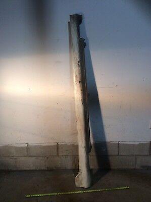 05-08 ACURA RL RIGHT SIDE LOWER ROCKER PANEL SKIRT MOULDING OEM R