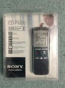 Sony Recorder ICD-PX820 West Island Greater Montréal image 1
