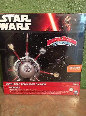STAR WARS DEATH STAR WARS BOOM BOOM BALLOON GAME by Spin Master New