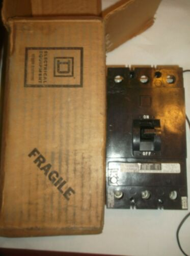NEW SQUARE D 175 AMP CIRCUIT BREAKER KAL-36175 KAL36175