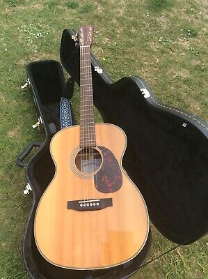 Sigma electro acoustic guitar OOOR -28V