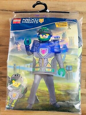 LEGO Nexo Knights Costume, Size M (7-8), Halloween Costume, Dress Up, Play