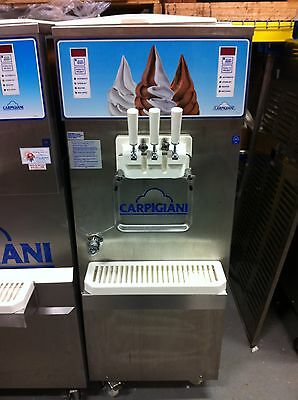 Carpigiani Coldelite Softserve Gelato Ice Cream Custard Frozen Yogurt Uf-253 G