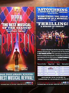 Pippin-the-musical-ad-flyer-Bob-Fosse-Broadway-NYC-Music-Box-Tony-Winner