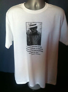 HUNTER-S-THOMPSON-T-SHIRT-Gonzo-Fear-Loathing-Vegas-Rum-Diary-Ginsberg-Kerouac