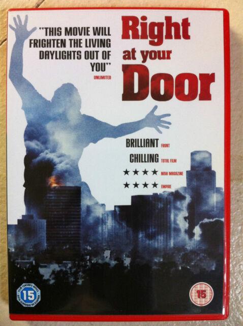Mary McCormack RIGHT AT YOUR DOOR ~ 2006 Terrorist Bombing Thriller UK DVD