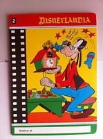 Quaderno A Righe Pigna - Disneylandia N° 2 Walt Disney Nuovo - disney - ebay.it