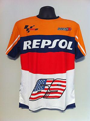 Nicky Hayden Original Repsol T-shirt
