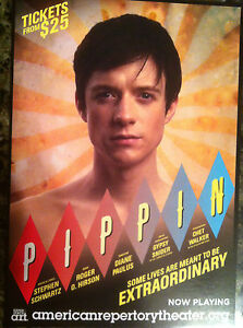 Pippin-ad-flyer-Boston-NYC-Tony-Award-musical-Bob-Fosse-Matthew-James-Thomas