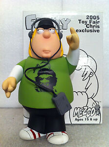 MEZCO-FAMILY-GUY-FIGURE-2005-TOY-FAIR-CHRIS-GRIFFIN-EXCLUSIVE-BRAND-NEW-LIMITED