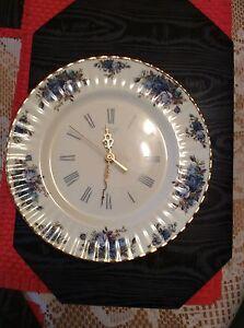 Royal Albert Moonlight Rose Clock REAL CHINA